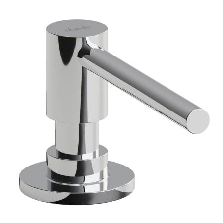 Ally Deck Mounted Soap Dispenser in Chrome
