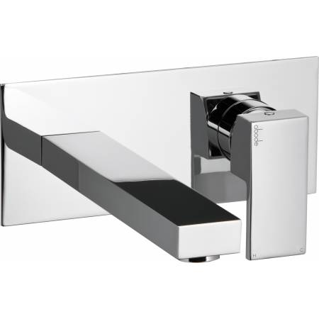 Cento Wall Mounted Basin Mixer