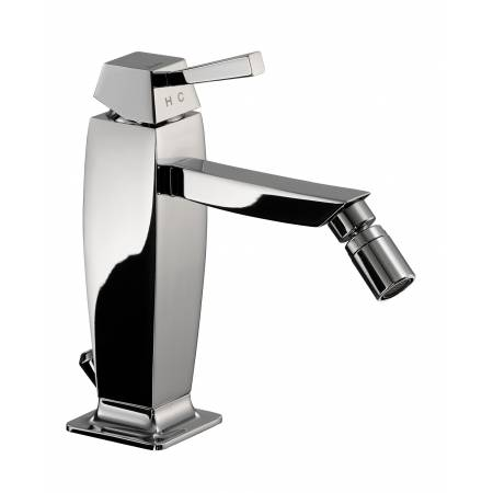 Decadence Bidet Single Lever in Chrome