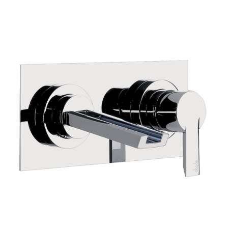 View Alternative product Desire Wall Mounted Basin Mixer in Chrome
