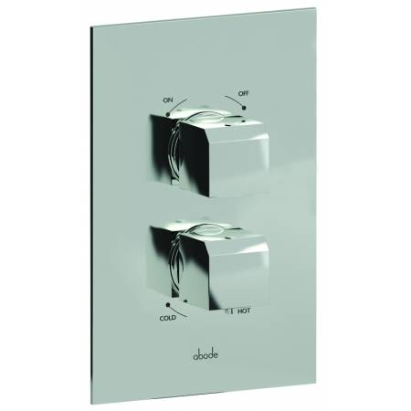Extase Concealed Thermostatic Shower Valve (Single Exit)