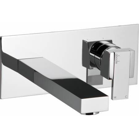 View Alternative product Iso Wall Mounted Basin Mixer