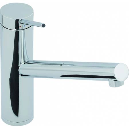 Pluro Single Lever in Chrome