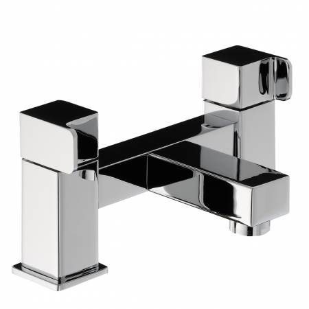 View Alternative product Rapport Deck Mounted Bath Filler in Chrome