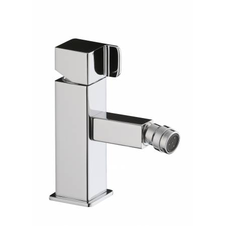Rapport Single Lever Bidet Mixer in Chrome