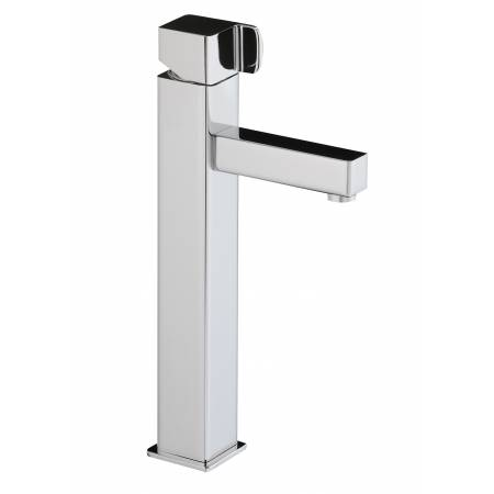 Rapport Tall Single Lever Basin Mixer in Chrome
