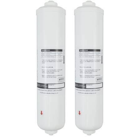 View Alternative product Swich High Resin Filter Replacement Cartridges - Twin Pack
