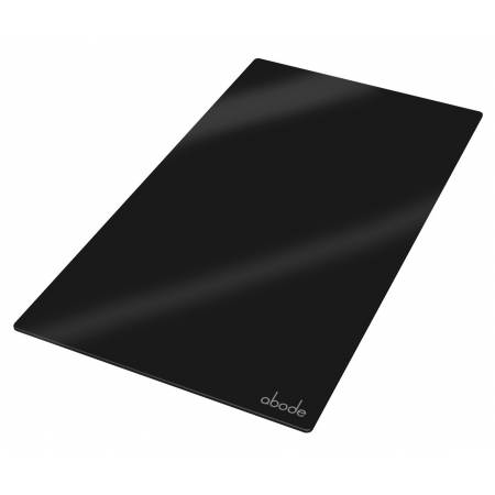 Xcite & Zero Black Glass Chopping Board