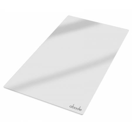 Zero & Xcite White Glass Chopping Board